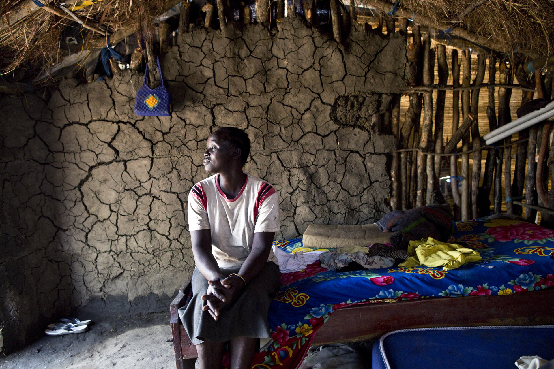 Refugee crisis in South Sudan