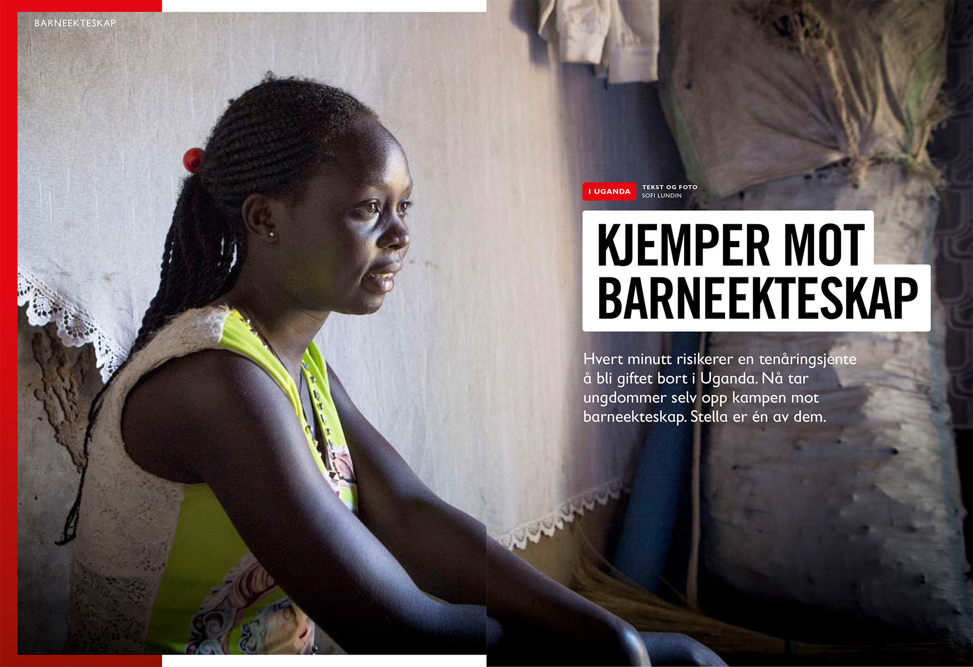 Child marriage in Northern Uganda