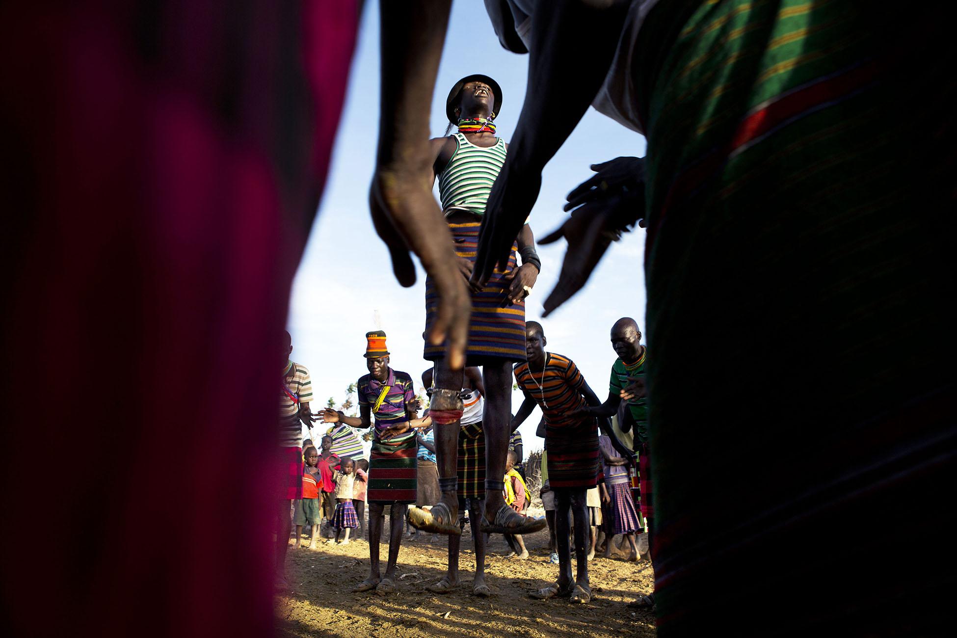 Indigenous people of Karamoja