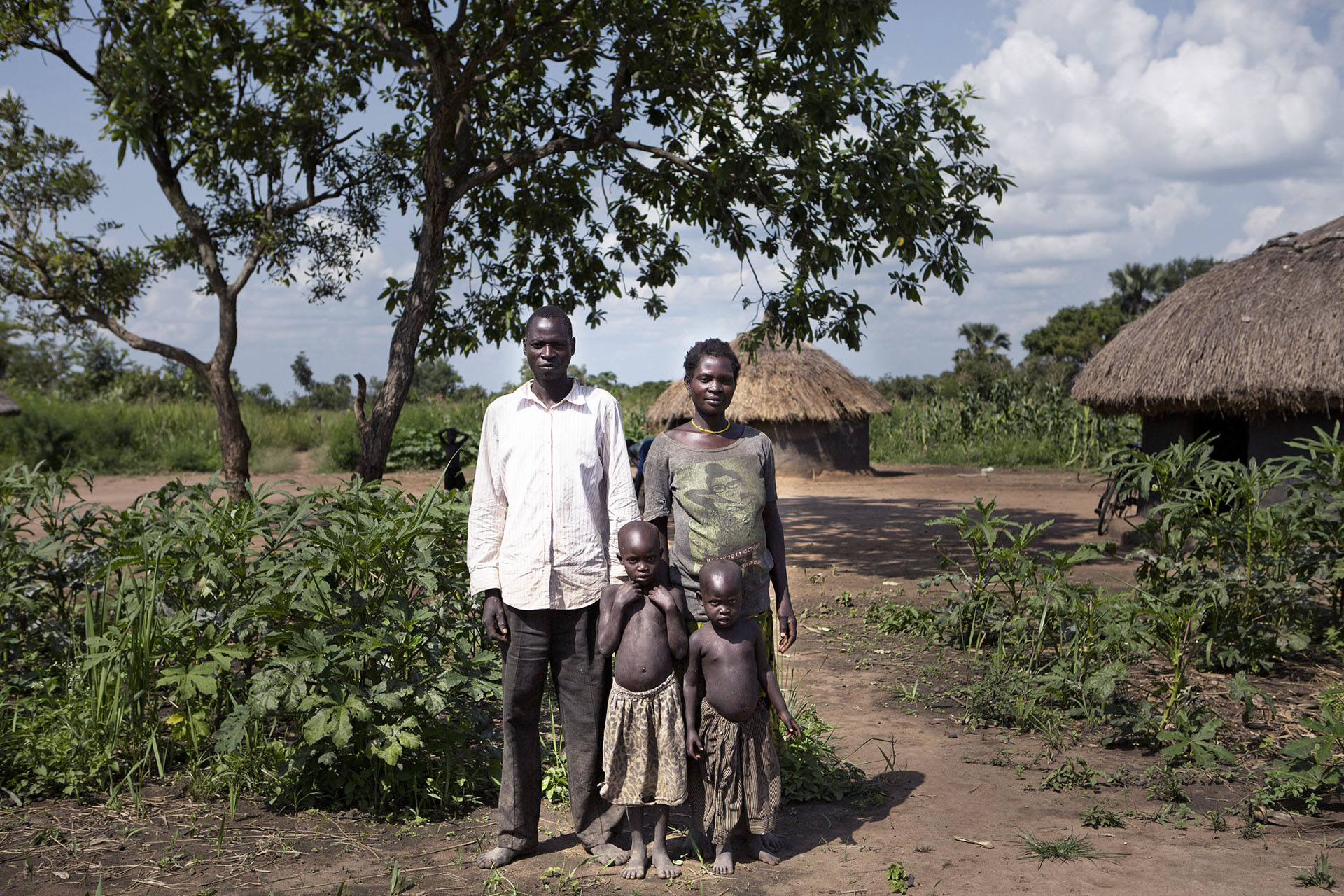 The survivors of LRA war