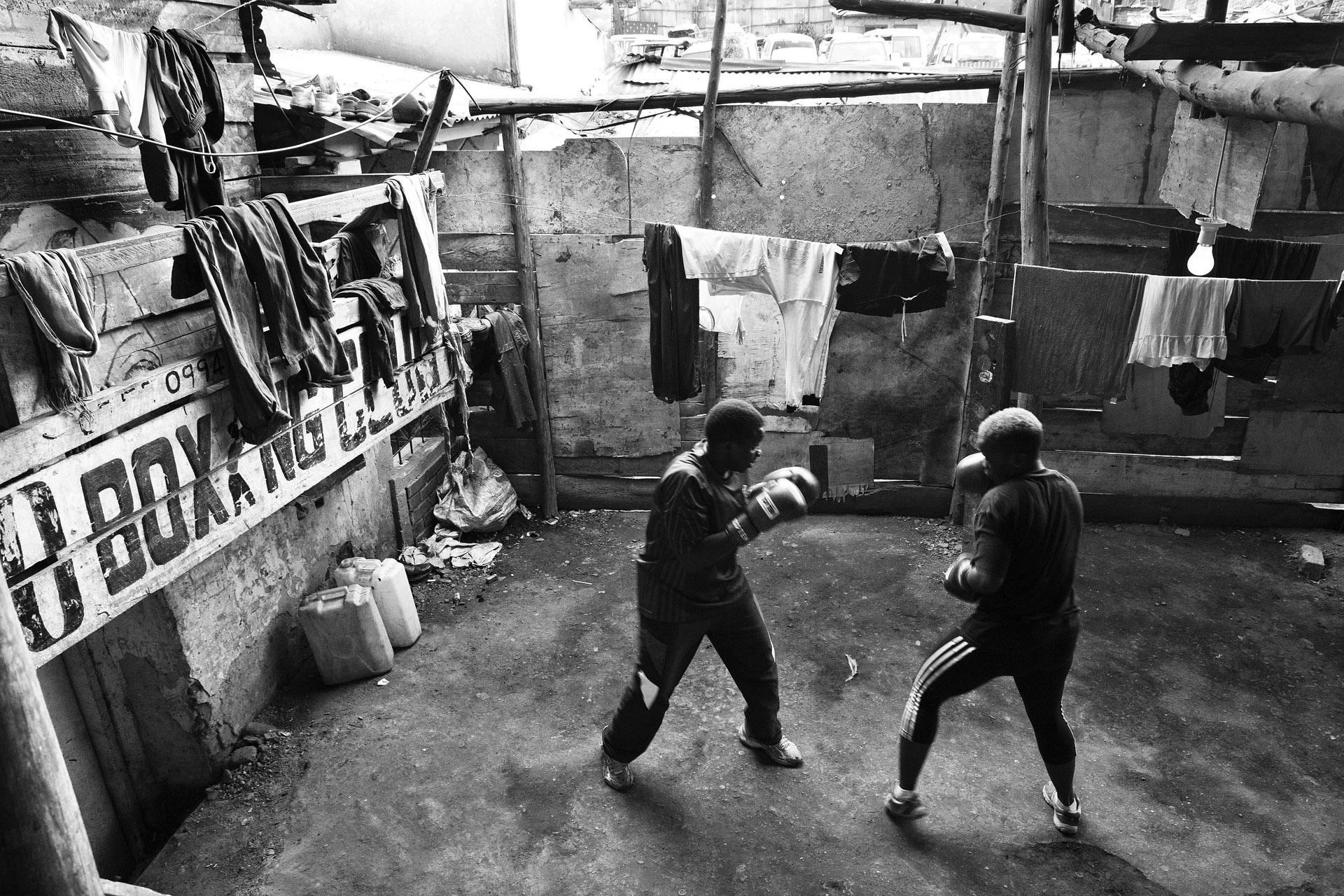 Female Boxers of Uganda