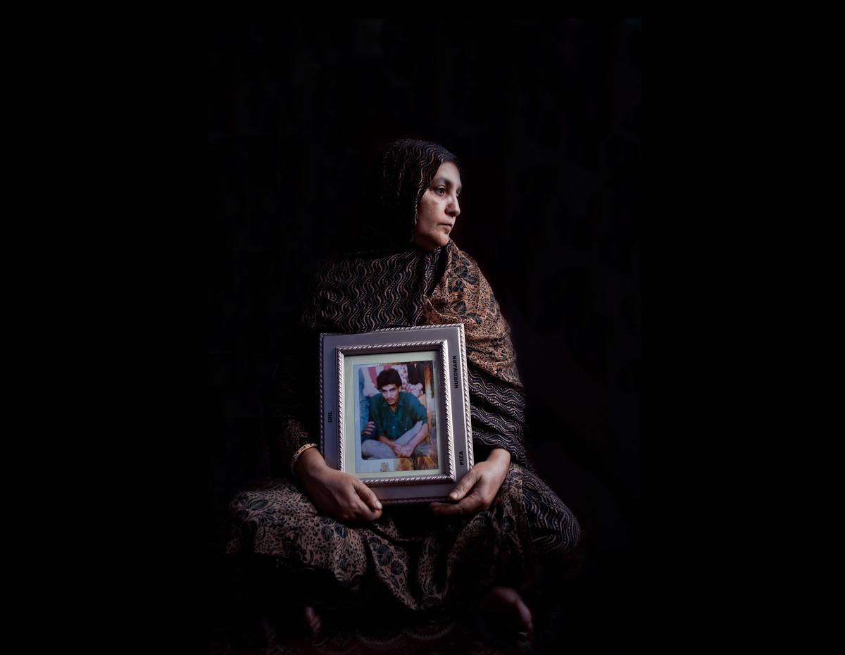 The widows of Kashmir