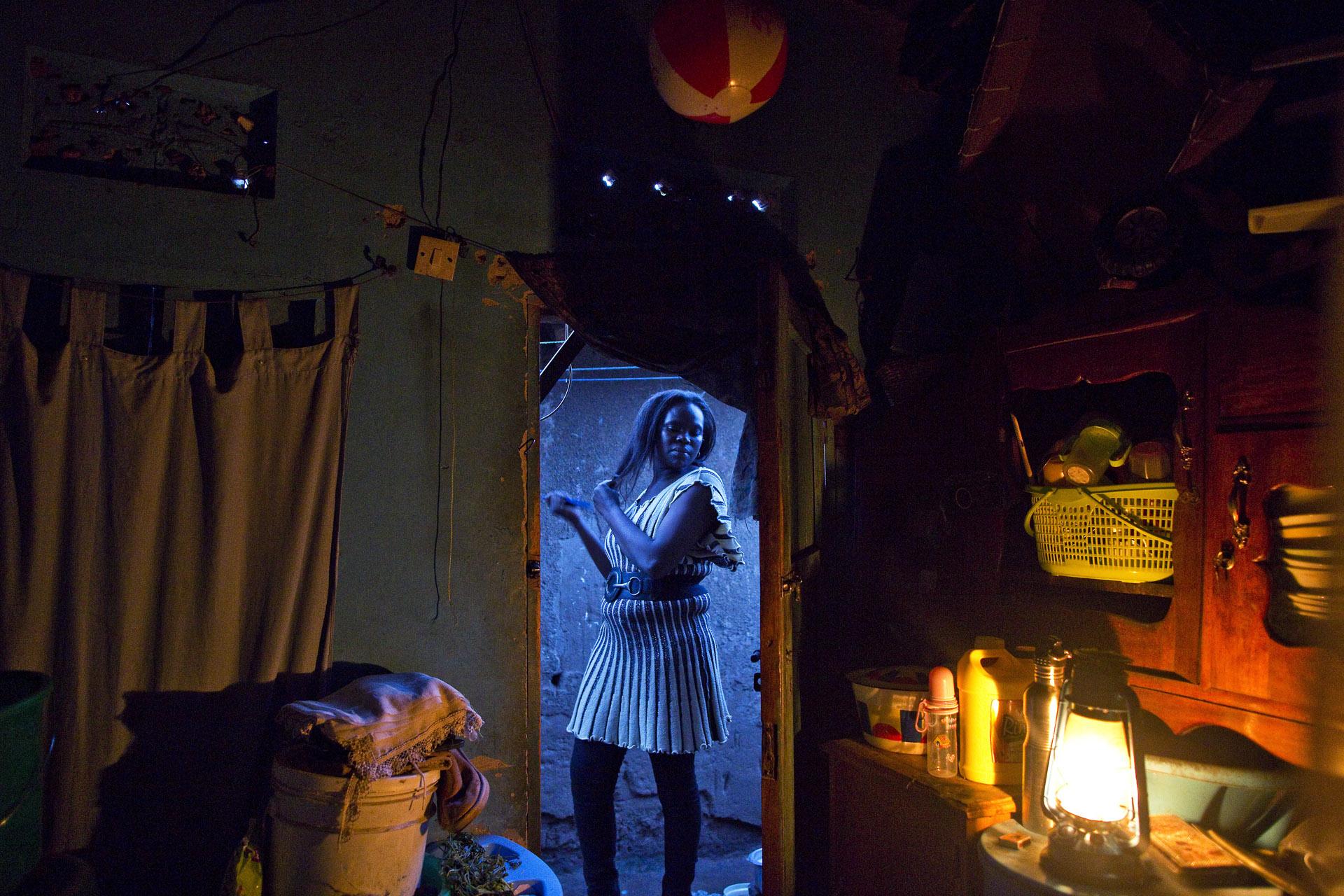 Prostitution in Uganda