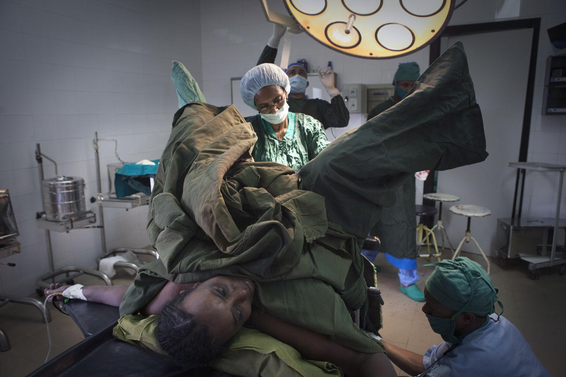 Fistula in Ethiopia