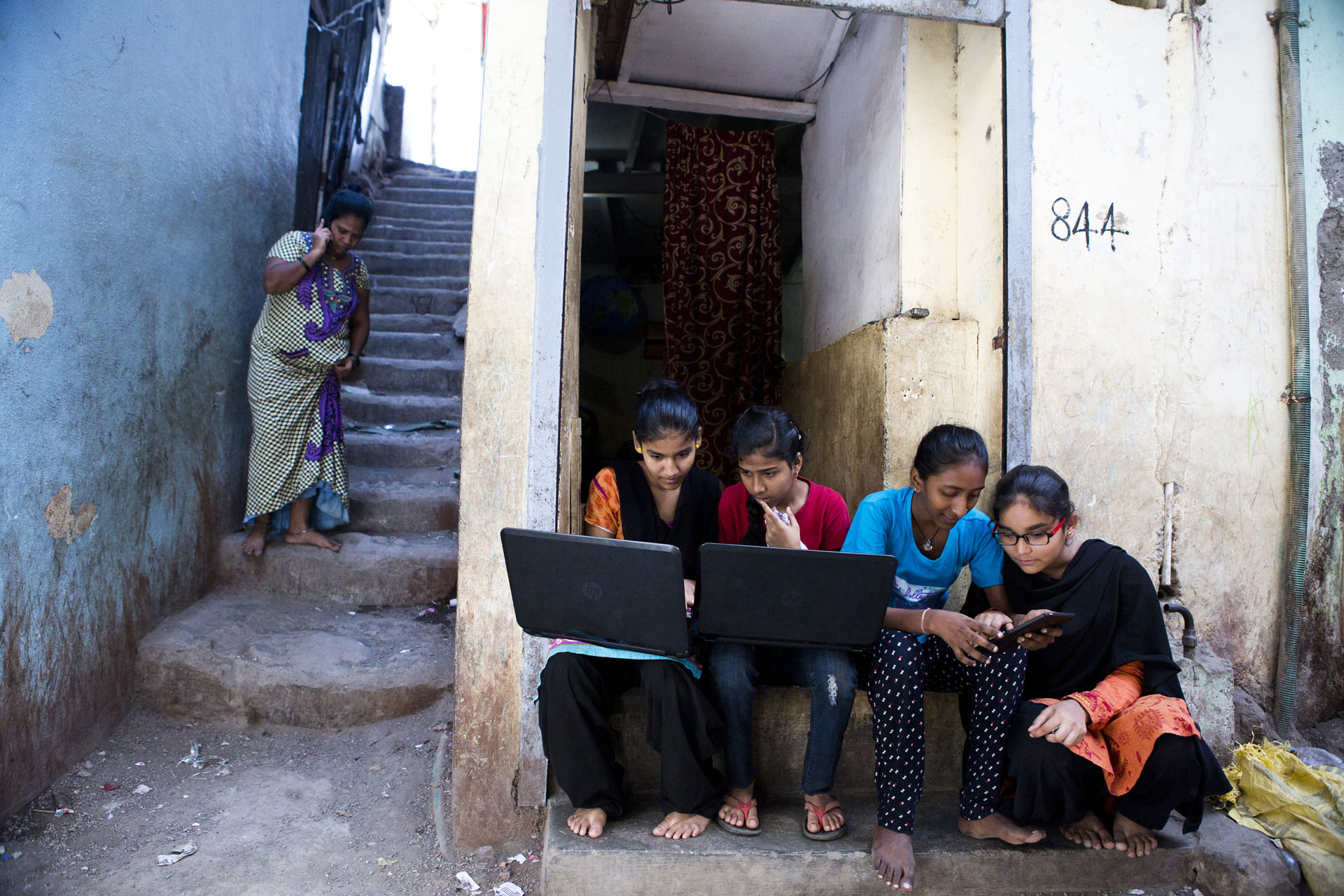 The tech girls of Mumbai