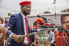Ghettopresident Bobi Wine