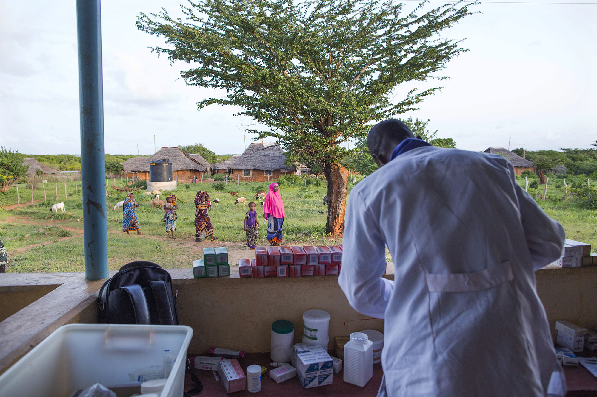 From-the-village-Mtangawanda-it-is-several-hours-travel-to-reach-the-nearest-health-facility.-The-mobile-clinic-here-is-used-by-hundreds-of-people-every-month