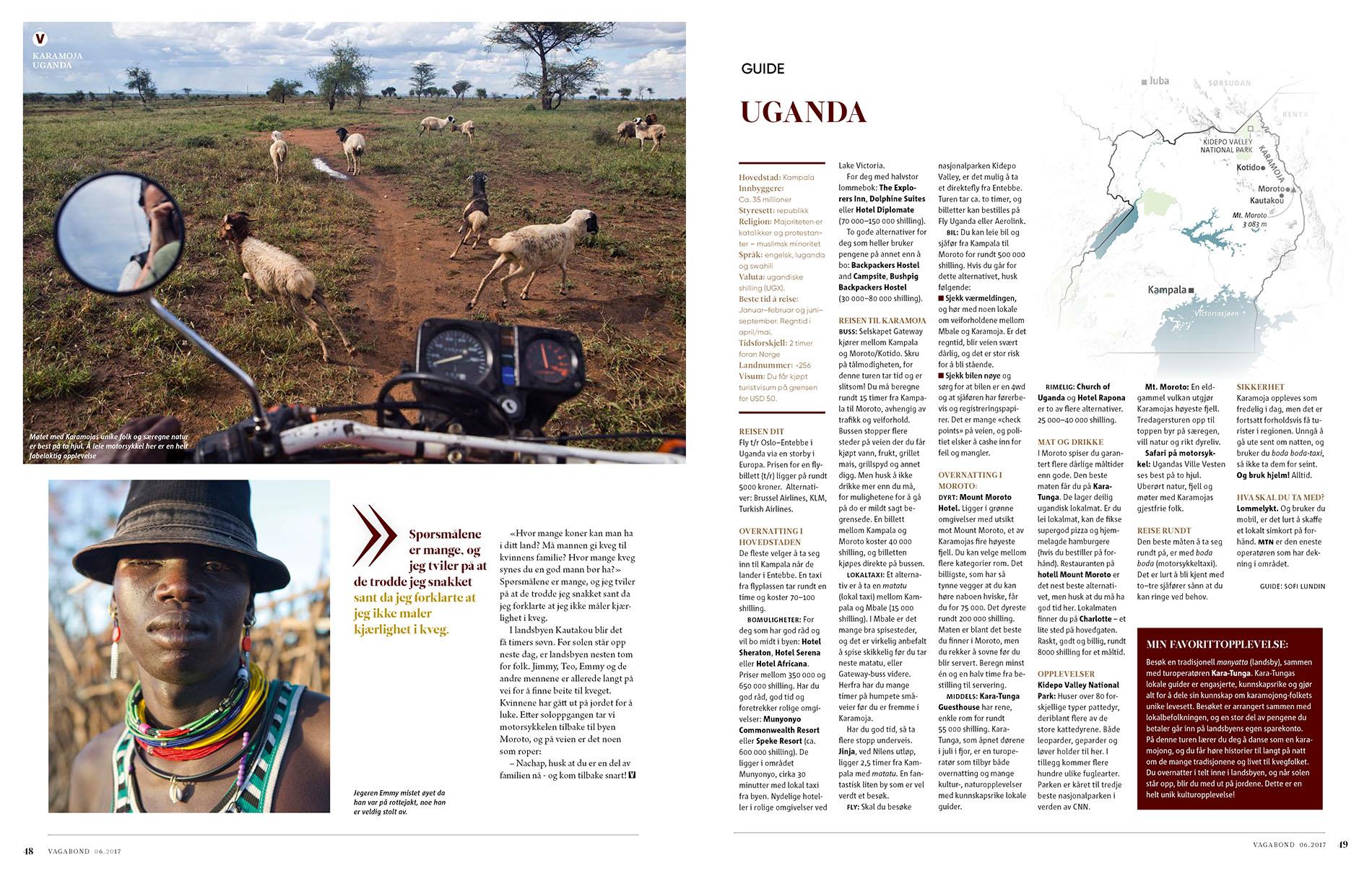 Travel Story from Karamoja
